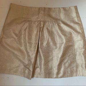 J.Crew mini skirt